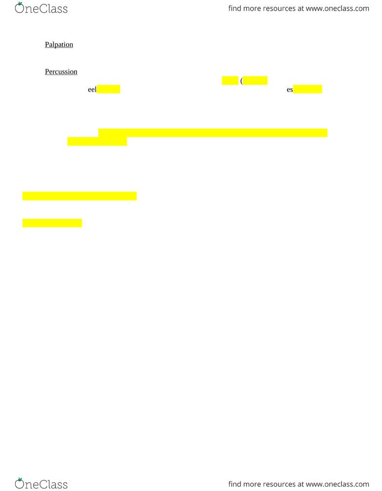 NURSNG 220 Study Guide - Fall 2014, Quiz - Bradycardia, Appendicitis