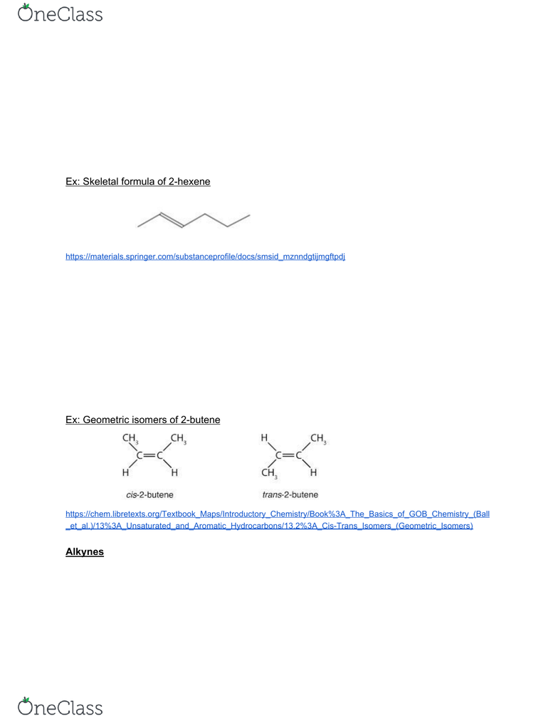 CHEM 101 Lecture 28: CHEM 101-Lecture 28-Types of