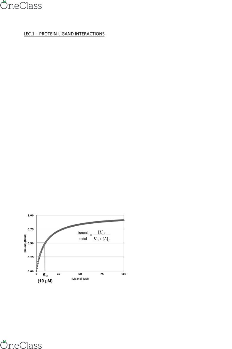 Biochemistry 3381A Lecture Notes - Lecture 12: Boltzmann Constant,  Phosphodiester Bond, Chch-Dt