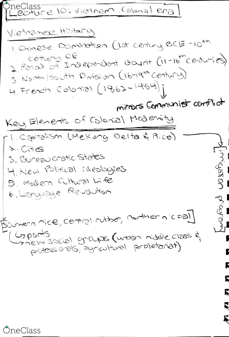 ASIANST 10 Lecture 10: AS10