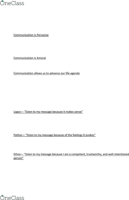 Com 1000 Final Final Exam Cumulative Notes Oneclass Vậy arduino là gì ? com 1000 final final exam cumulative
