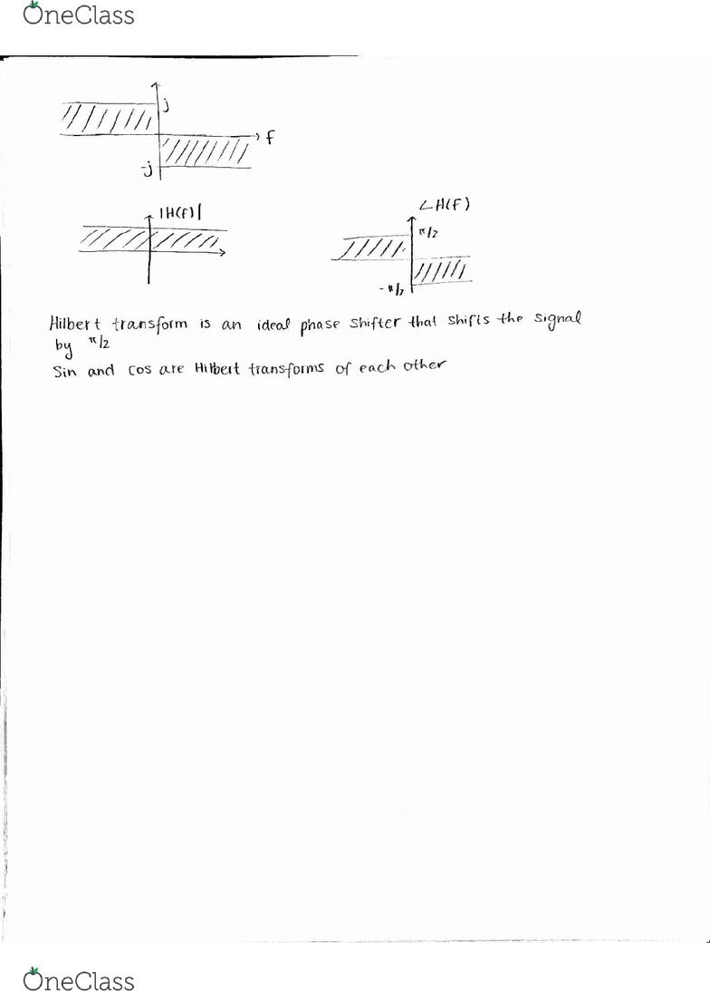 EEL 3552C Lecture 7: Amplitude Modulation, Bandwidth Effect, and