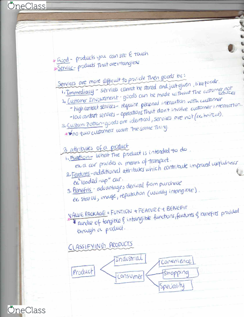 MGTA05H3 Lecture 14: BUSINESS MANAGEMENT NOTES FULL PDF