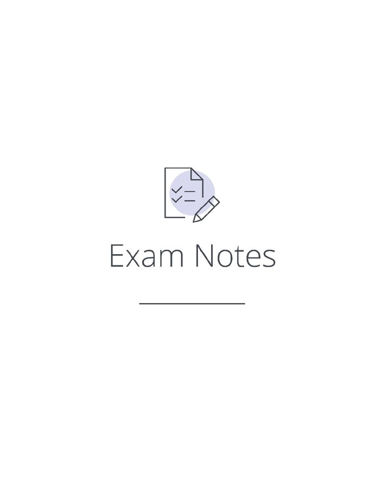 MKT 100- Midterm Exam Guide - Comprehensive Notes for the exam ( 24 pages  long!)