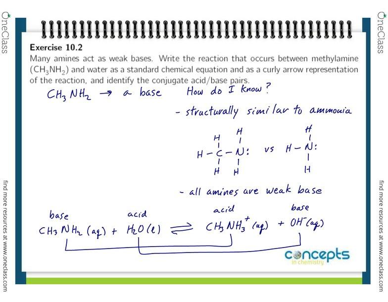CHEM 1021 Chapter 10 1-10 7: Topic 10 - Solved Exercises pdf