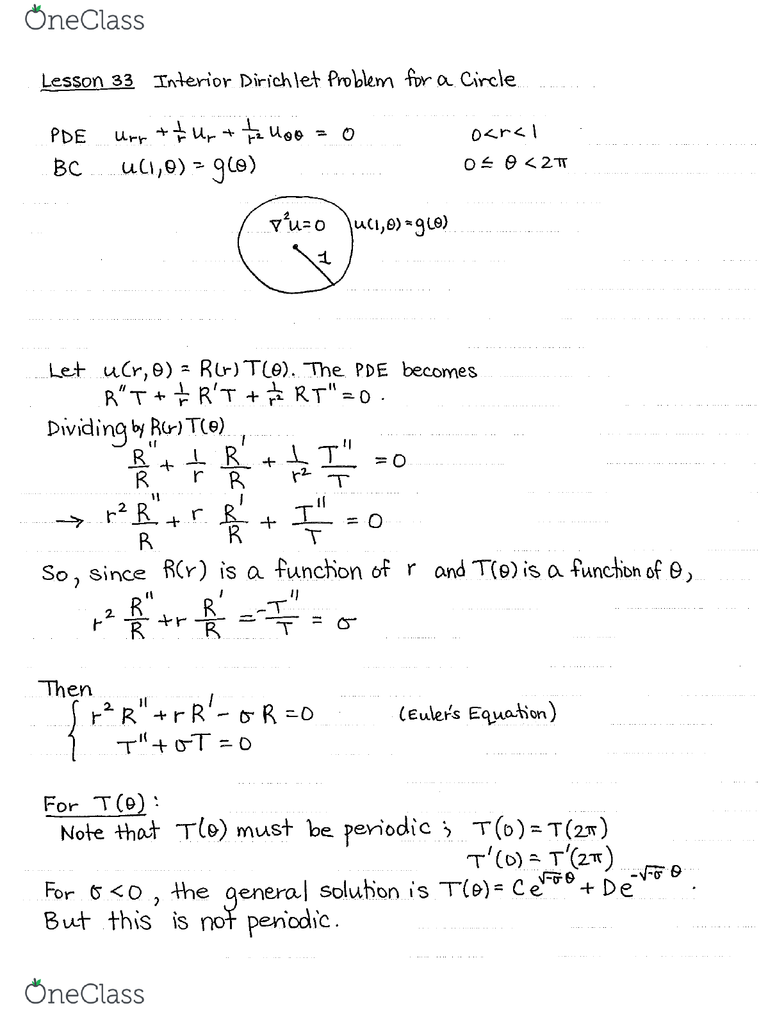 ENGM 1081 Lecture Notes - Fall 2016, Lecture 6 - Poisson