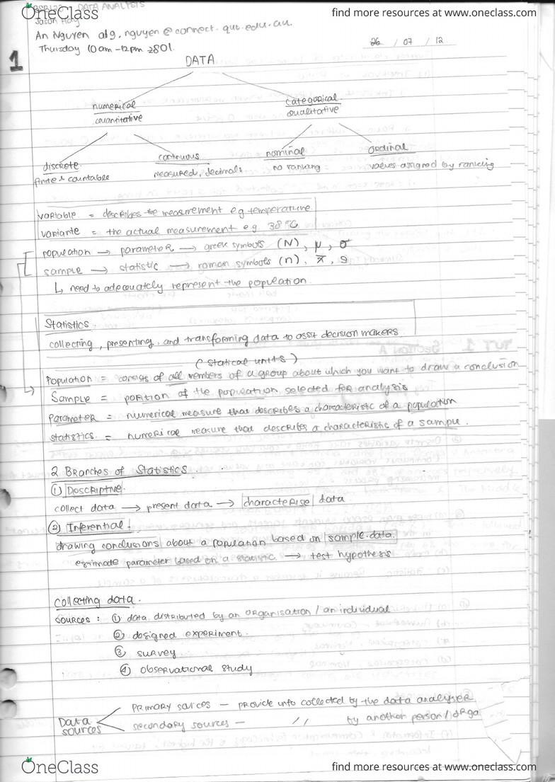 Week 1 - Intro to Data Analysis pdf
