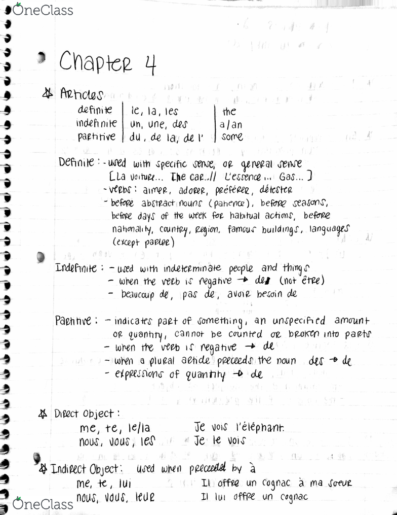 FREN 203 Chapter Notes - Chapter 4: Canadian English, Gram Flour