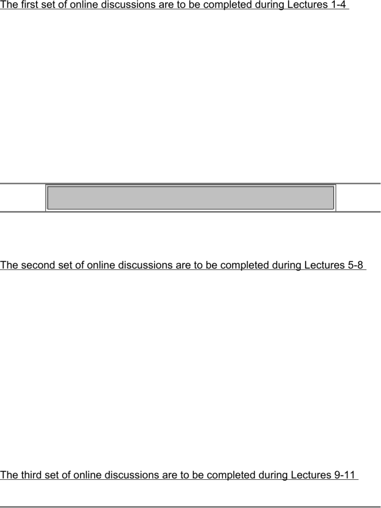 ADMS 3930 Lecture Notes - Winter 2013, - Prentice Hall, Vladimir