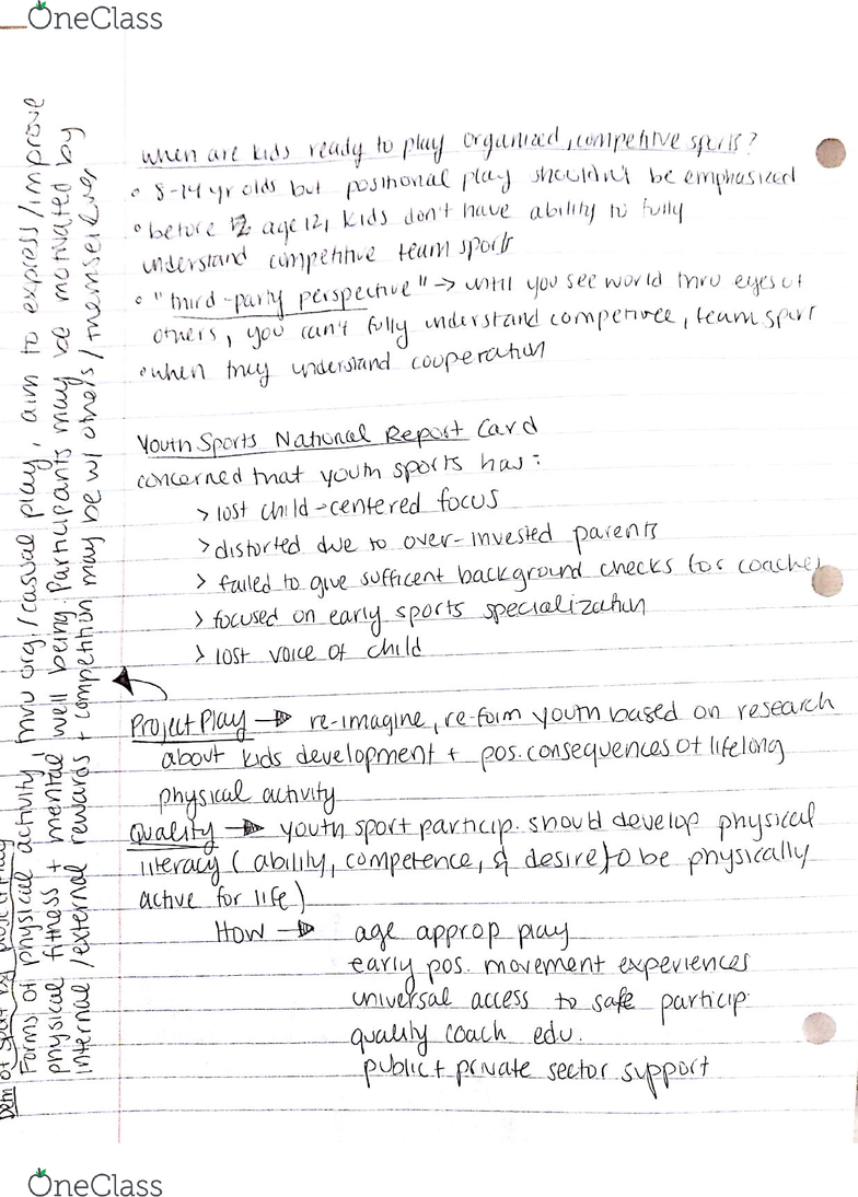 KIN 140 Midterm: kin 140 exam #2 notes pt 2