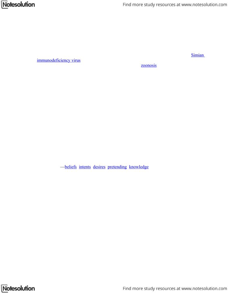 PSYC 3140 Study Guide - Winter 2013, Final - Bruno