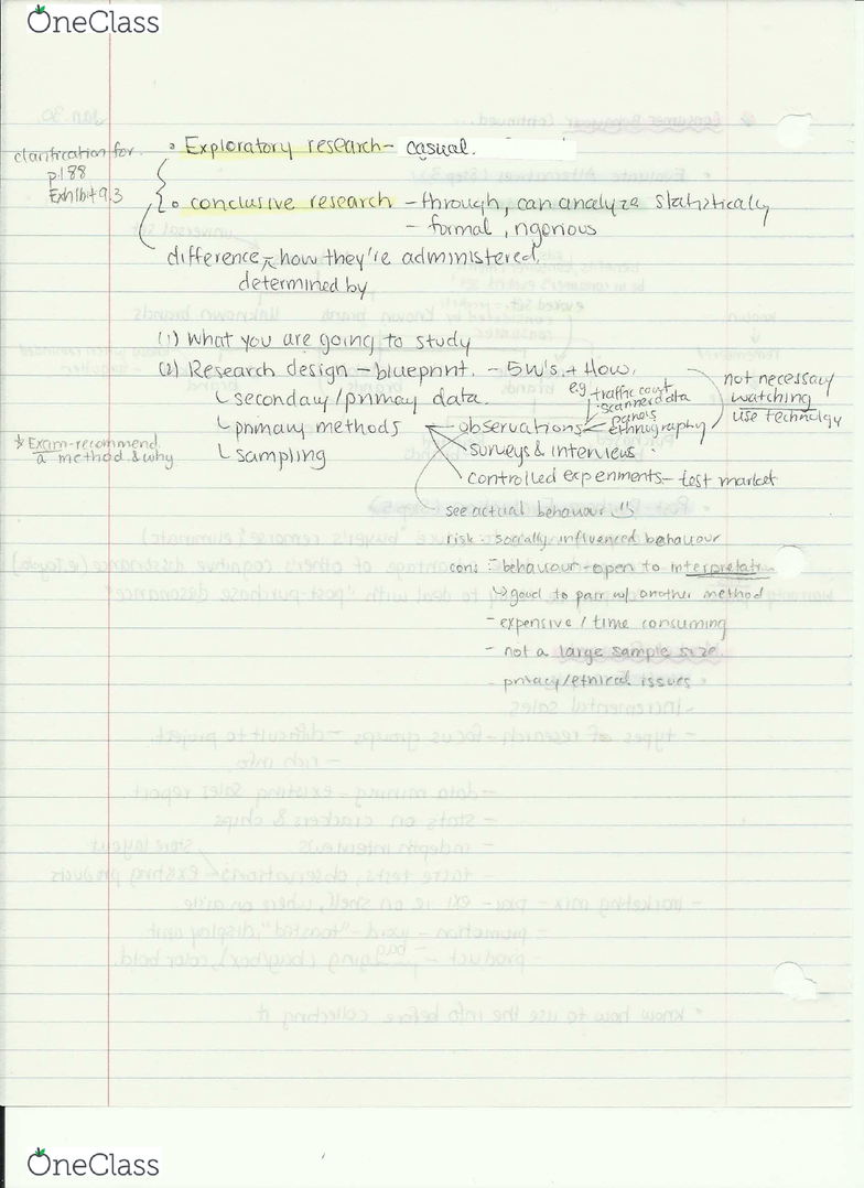 COMM 296 Lecture Notes - Winter 2012, Lecture 8 - Data