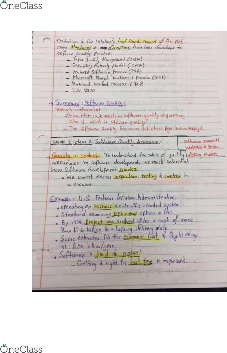 CISC 327] - Final Exam Guide - Comprehensive Notes for the exam (34