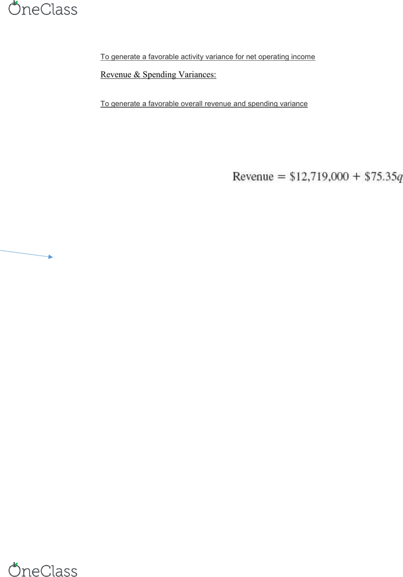 ACC 222 Chapter Notes - Chapter 9: Earnings Before Interest And Taxes