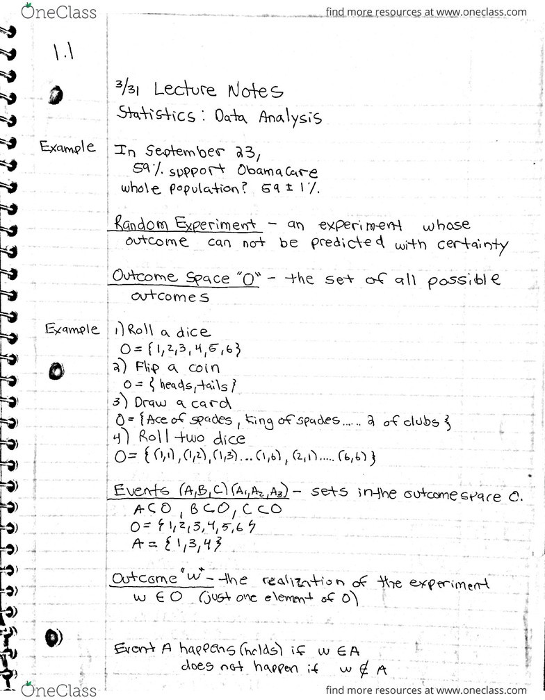 ECON 41 Lecture 1: 1 1 Lecture Notes (3_31) pdf