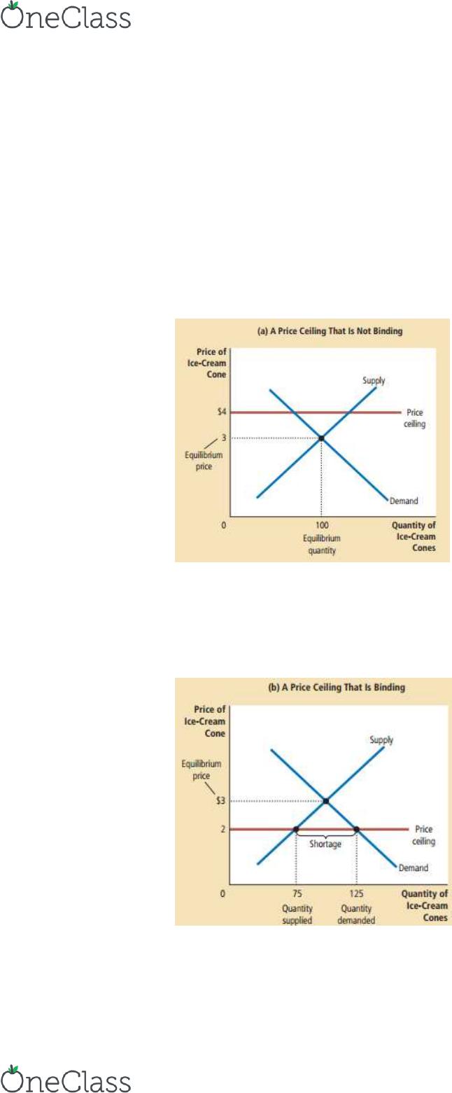 Textbook Guides Economics Ice Cream Cone Price