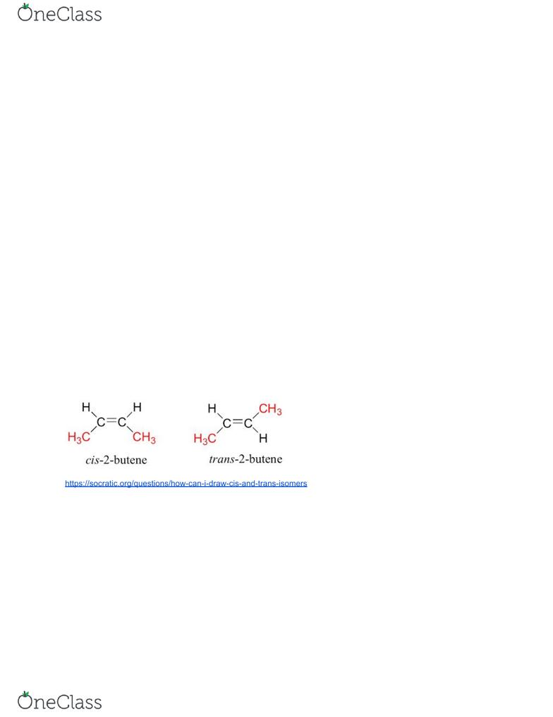 CHEM 101 Lecture Notes - Lecture 32: Alkyne, Alkene, Covalent Bond
