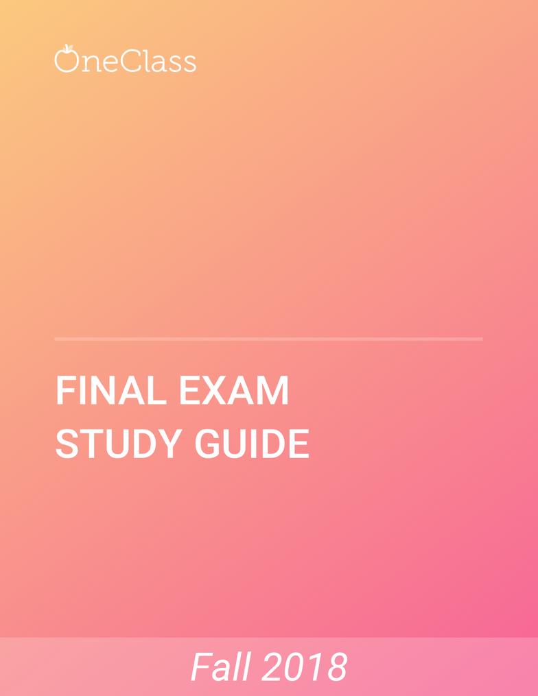 psychology 1010 exam 2