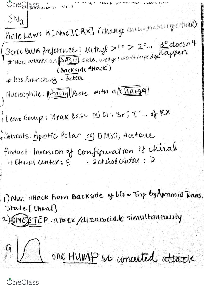 CHEM-C 341 Quiz: sub require